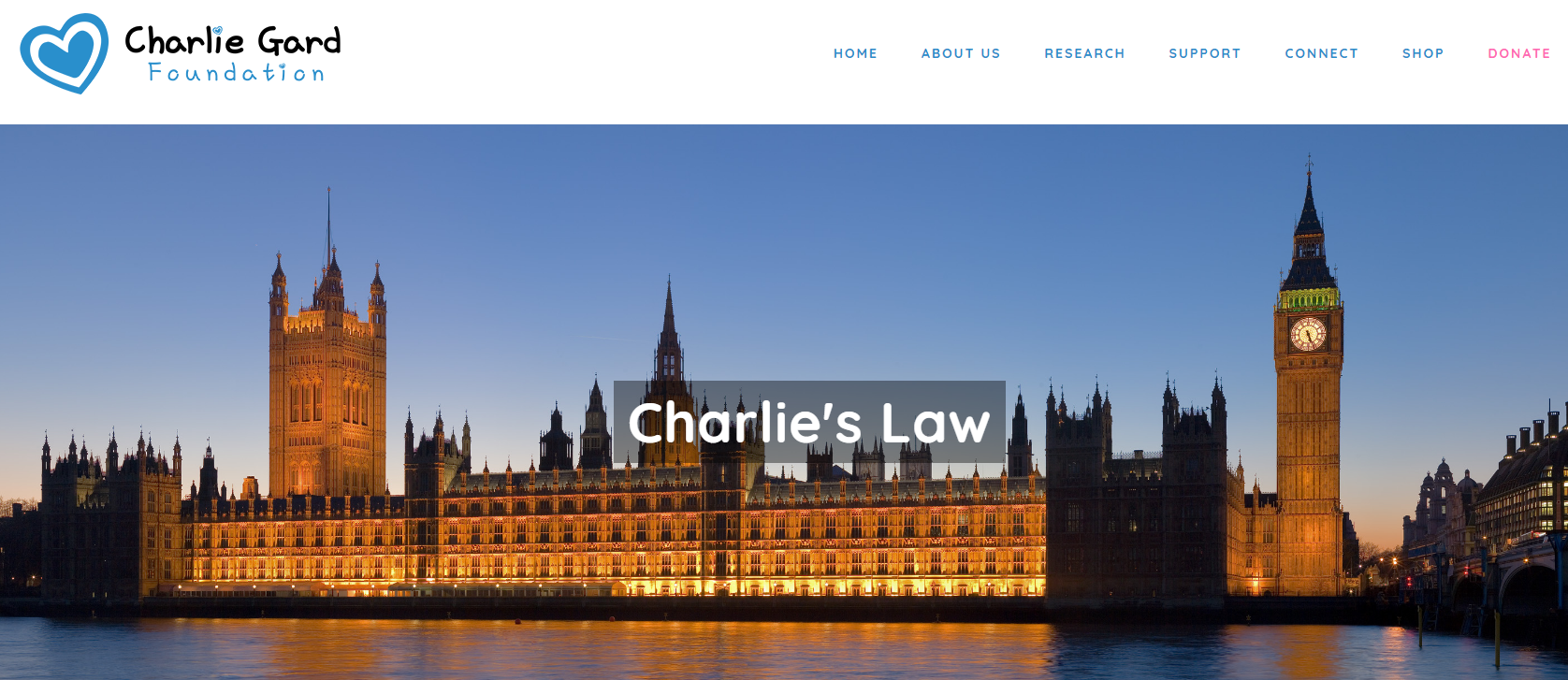 Charlie's Law