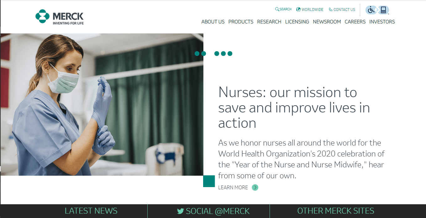 WHO year of the nurse
