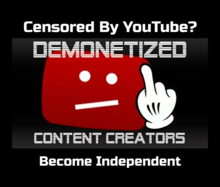 Demonetized.co.uk - Censored YouTubers - Ezoic