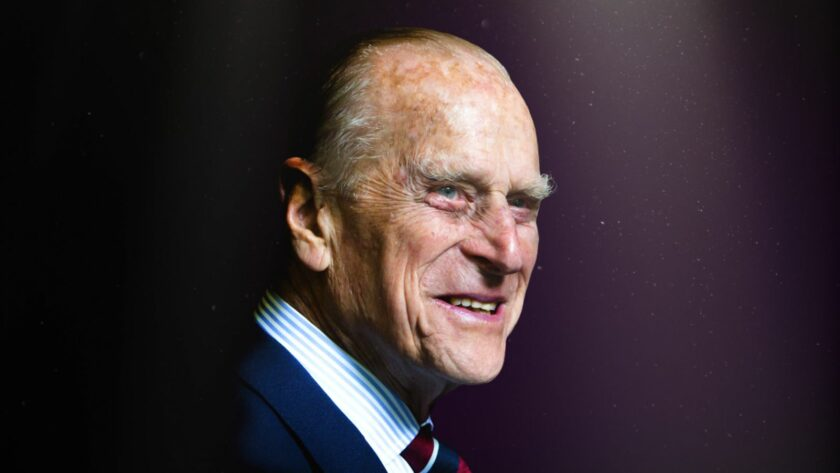 Prince Philip Is Dead